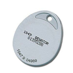 Bewator IB981 Passive Key Ring Tags, 10 Pack